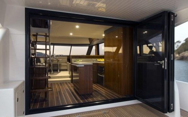 Saloon Doors Cockpit