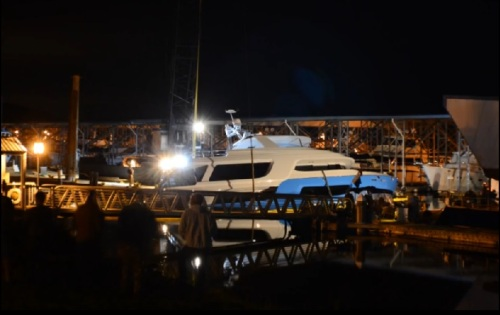 Yacht Salvage